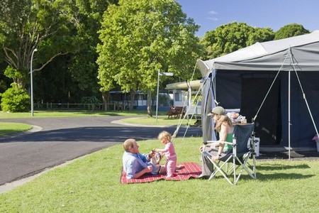 Silver Sands Holiday Park - Accommodation Brisbane