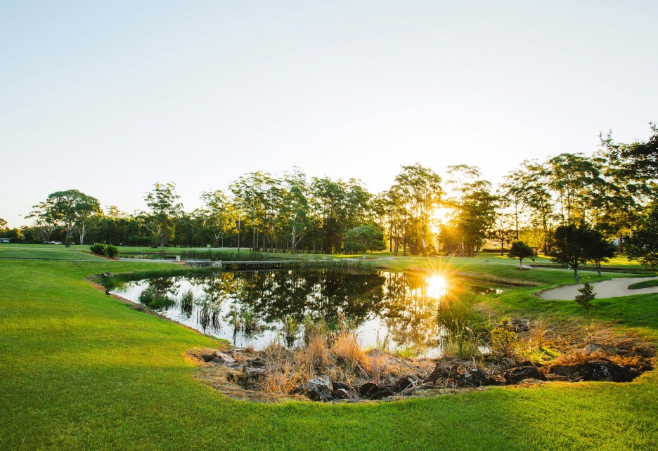Tallwoods Golf Course and Resort - Accommodation Brisbane