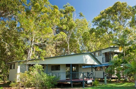 Wooli River Lodges - Accommodation Brisbane