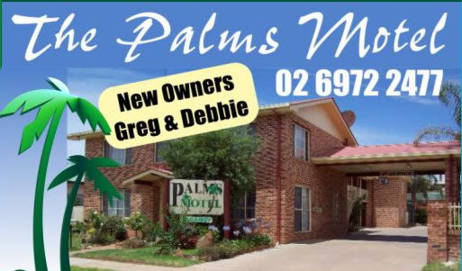 The Palms Motel - Accommodation Brisbane