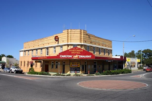 Hastings Hotel - Accommodation Brisbane