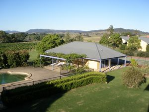 Tranquil Vale Vineyard - Accommodation Brisbane