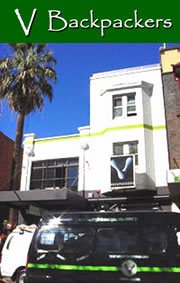 V Backpackers - Accommodation Brisbane