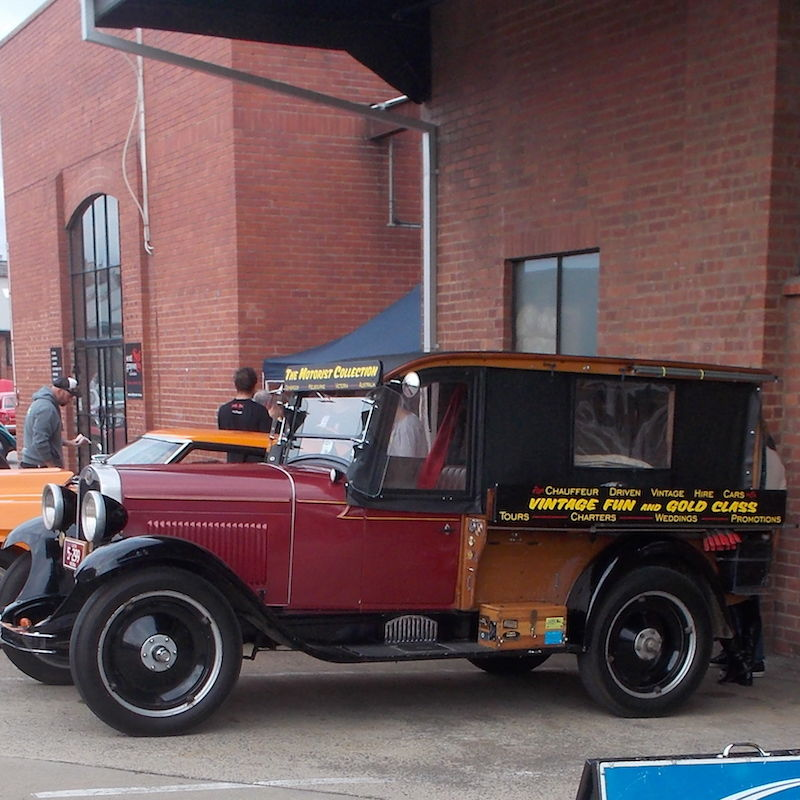 Vintage Fun Hire Cars - Accommodation Brisbane
