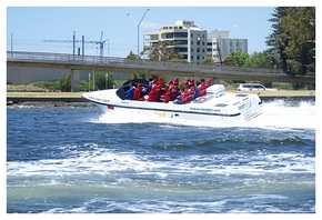 Swan Jet Adventures - Accommodation Brisbane