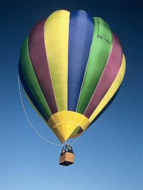 Balloon Safari - Accommodation Brisbane