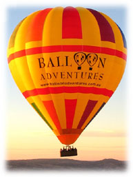 Balloon Adventures Barossa Valley - Accommodation Brisbane