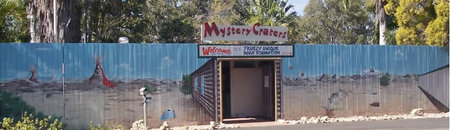 Mystery Craters - Accommodation Brisbane