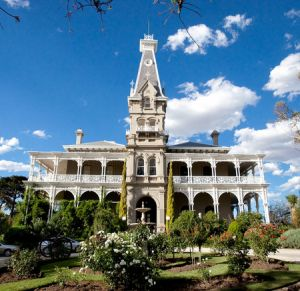 Rupertswood Mansion - Accommodation Brisbane