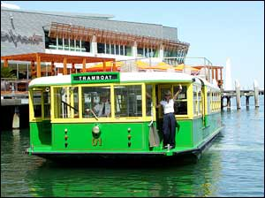 Melbourne Tramboat Cruises - Accommodation Brisbane