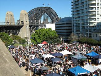 Kirribilli General Market - Accommodation Brisbane