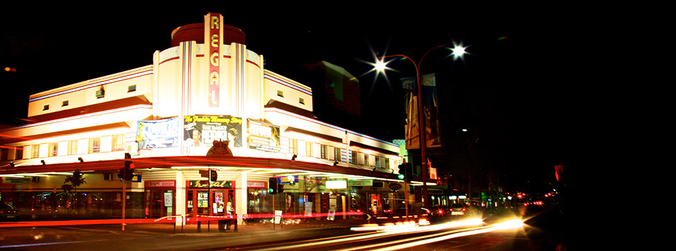 Regal Theatre - Accommodation Brisbane