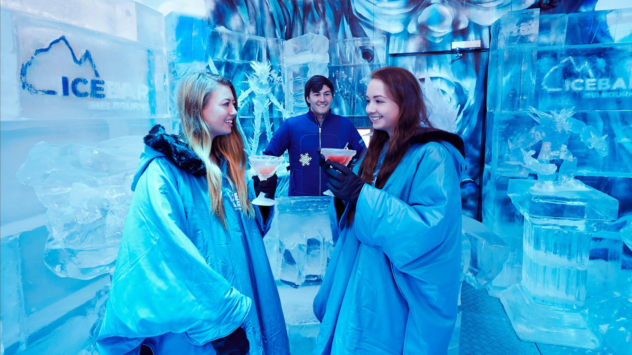 Icebar Melbourne - Accommodation Brisbane