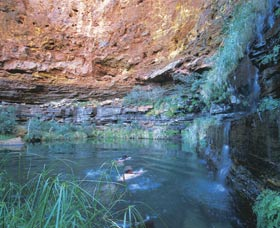 Dales Gorge and Circular Pool