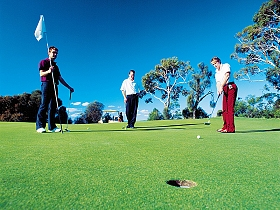 Bridport Golf Club - Accommodation Brisbane