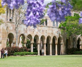 The University of Queensland - Accommodation Brisbane
