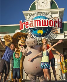 Dreamworld - Accommodation Brisbane