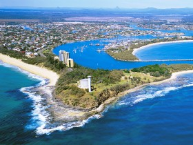 Point Cartwright - Accommodation Brisbane