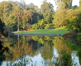 Royal Botanic Gardens Melbourne - Accommodation Brisbane
