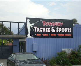 Torquay Tackle  Sports - Accommodation Brisbane
