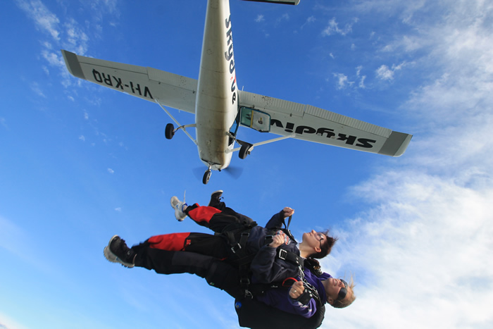 Australian Skydive - Accommodation Brisbane