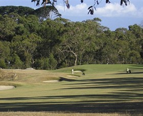 Mt Martha Golf Course