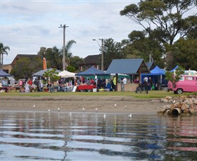 Greenwell Point Riverside Markets - Accommodation Brisbane
