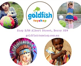 Goldfish Toy Shop - Accommodation Brisbane