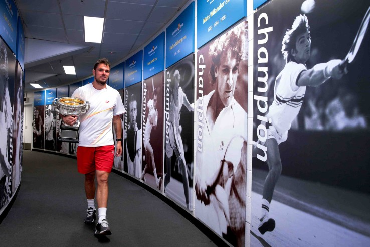 Australian Open Guided Tours