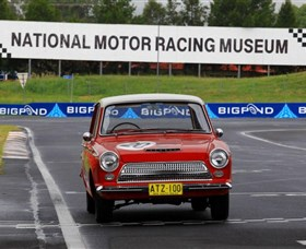 National Motor Racing Museum - Accommodation Brisbane