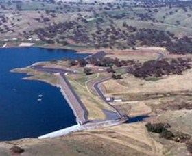 Chifley Dam - Accommodation Brisbane