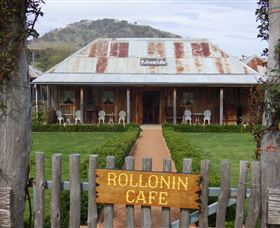 Rollonin Cafe - Accommodation Brisbane