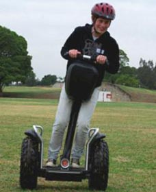 Segway Tours Australia - Accommodation Brisbane