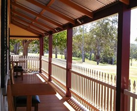Riverside Oaks Golf Course - Accommodation Brisbane