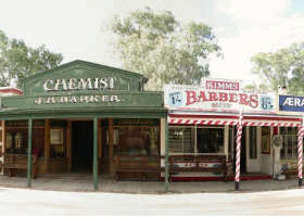 The Pioneer Settlement - Accommodation Brisbane