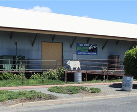 Mid-State Shearing Shed Museum - Accommodation Brisbane