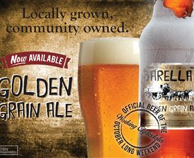 Barellan Beer - Community Owned Locally Grown Beer - Accommodation Brisbane