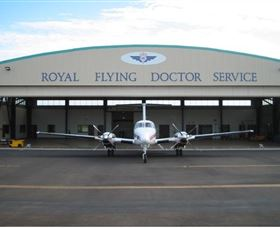 Royal Flying Doctor Service Dubbo Base Education Centre Dubbo - Accommodation Brisbane