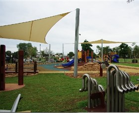 Livvi's Place Playground - Accommodation Brisbane