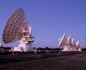 CSIRO Australia Telescope Narrabri - Accommodation Brisbane