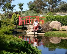 Wellington Osawano Japanese Gardens - Accommodation Brisbane