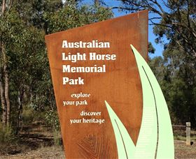 Australian Light Horse Memorial Park - Accommodation Brisbane