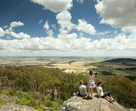 Mt Wombat lookout