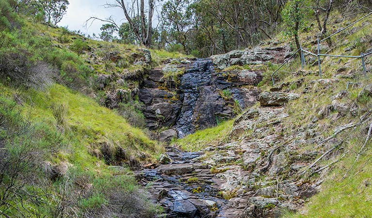Hopetoun Falls walking track - Accommodation Brisbane