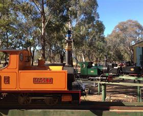 Mudgee Miniature Railway - Accommodation Brisbane