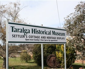 Taralga Historical Society Museum - Accommodation Brisbane