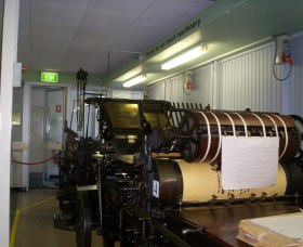 Queanbeyan Printing Museum - Accommodation Brisbane