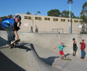 Goulburn Skate Park - Accommodation Brisbane