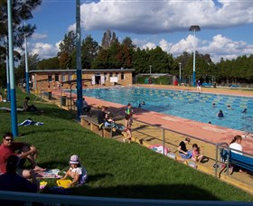Goulburn Aquatic and Leisure Centre - Accommodation Brisbane