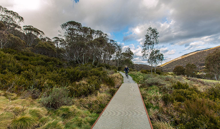 Thredbo Valley track - Accommodation Brisbane